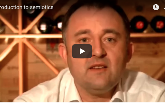 Jake Pearce on Semiotic Analysis