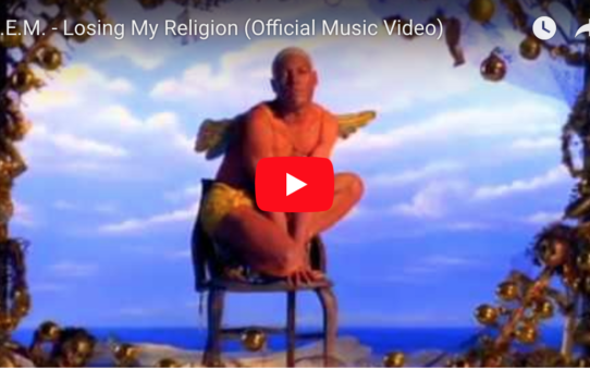 Losing my religion: REM